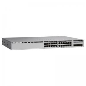 Conmutador-Ethernet-Cisco-Catalyst-C9200L-24P-4G-24-Puertos