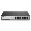 D-Link 16-Port 10/100/1000Base-T