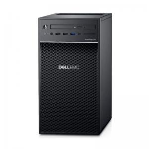 DellT40 INTEL XEON E- 2224G 8GB 1 TB HDD DVD