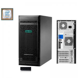 Servidor HPE ProLiant ML110 G10 – 1 x Xeon Bronze 3106 – 16GB RAM – Serie ATA/60- Gigabit Ethernet 4