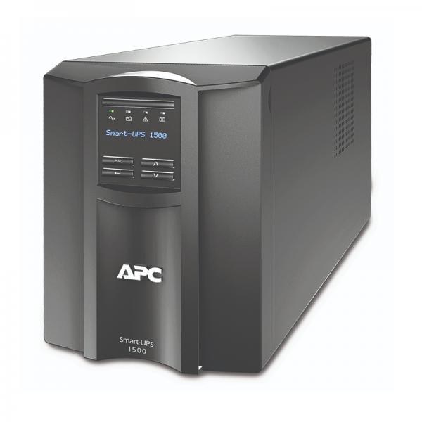 UPS de línea interactiva APC by Schneider Electric Smart-UPS SMT1500I