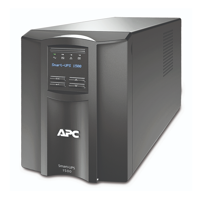 UPS de línea interactiva APC by Schneider Electric Smart-UPS SMT1500I