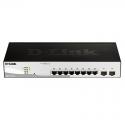 Switch D-Link DGS-1210-10P
