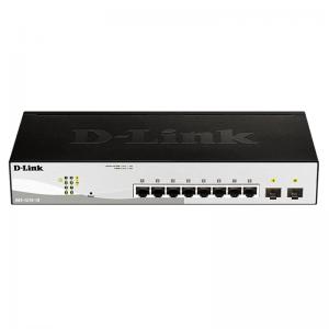 Switch-D-Link-DGS-1210-10P