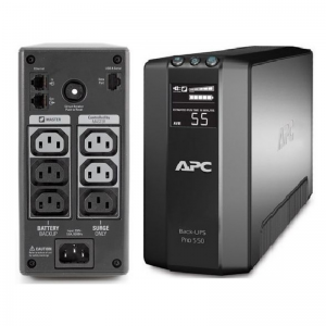 UPS de línea interactiva APC by Schneider Electric Back-UPS BR550GI