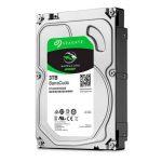 DISCO DURO SEAGATE BARRACUDA ST3000DM007, 3TB, SATA 6.0GBPS, 5400RPM, 3.5″